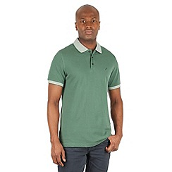 Racing Green - Lyon Plain Pique Polo