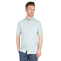 Racing Green - Wolf All Over Dobby Short Sleeve Shirt