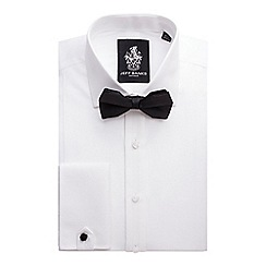 Stvdio by Jeff Banks - Marcella front shirt and bow tie set
