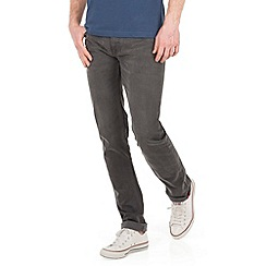 Racing Green - Marr Slim Fit Grey Wash Jean