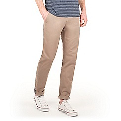 Racing Green - Bridge flat Front Chino