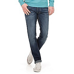 Racing Green - Dene Straight Fit Stone Wash Jean