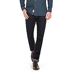 Racing Green - Marr Slim Fit Rinse Wash Stretch Jean