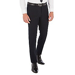 Red Herring - Navy plain slim fit trouser
