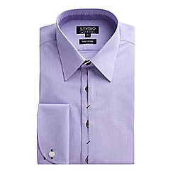 Stvdio by Jeff Banks - Lilac End on End Shirt