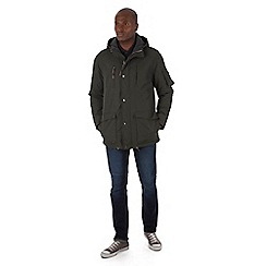Racing Green - Benson Parka