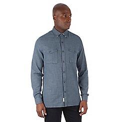 Racing Green - Beck Semi Plain Shirt