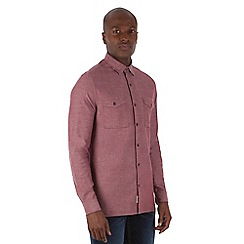 Racing Green - Beck Semi Plain Shirt