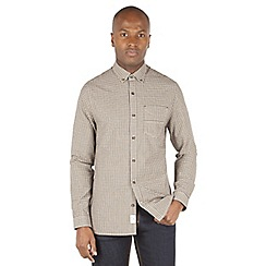 Racing Green - Pope Mini Check Shirt