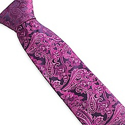 Stvdio by Jeff Banks - Rose Paisley Tie