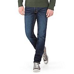 Racing Green - Marr Slim Stonewash Jean