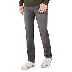 Racing Green - Marr Slim Greywash Jean