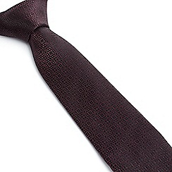 Racing Green - Jacquard Pattern Tie