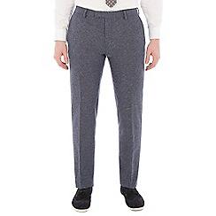 Red Herring - Airforce blue dongeal slim trouser