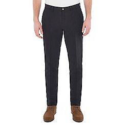 Jeff Banks - Navy twill chino trouser