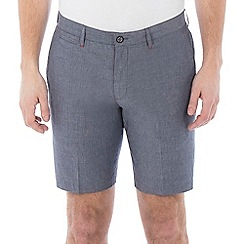 Jeff Banks - Blue chambray short
