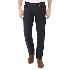 Jeff Banks - Dark blue rinse wash jean