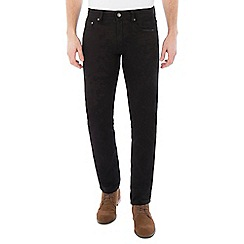 Jeff Banks - Black rinse wash jean