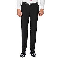 Red Herring - Black twill skinny fit trouser