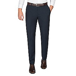 Red Herring - Navy twill skinny fit trousers