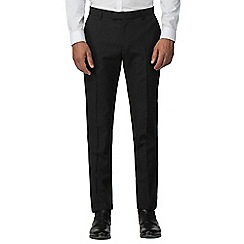 Red Herring - Black dresswear slim fit trouser