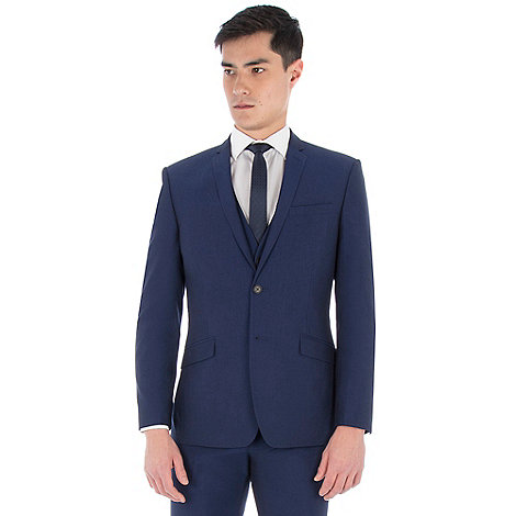 Occasions - Blue occasions tailored suit