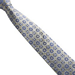 Stvdio by Jeff Banks - Gold tiles tie