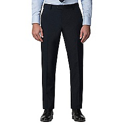 The Collection - Navy tailored fit trouser