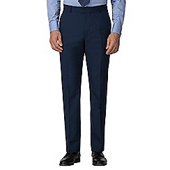 The Collection - Bright blue regular fit trouser