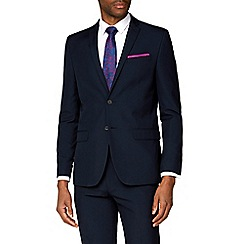 Red Herring - Navy slim fit suit
