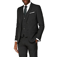 Red Herring - Charcoal slim fit suit