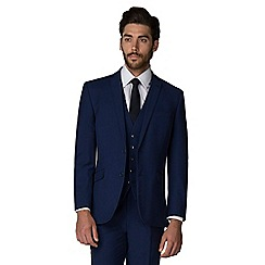 Occasions - Bright blue tailored fit jacket