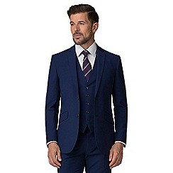 Occasions - Bright blue regular fit suit