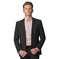 Red Herring - Charcoal skinny fit suit