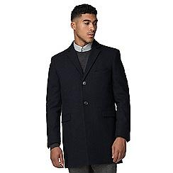 Red Herring - Blue melange overcoat
