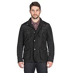 Jeff Banks - Black four pocket jacket