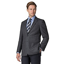 Hammond & Co. by Patrick Grant - Navy gingham tailored suit