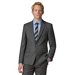 Hammond & Co. by Patrick Grant - Grey check tailored suit