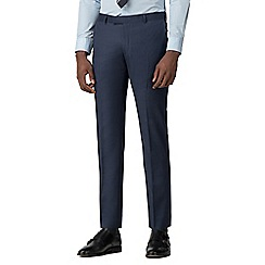 Red Herring - Deep blue twill slim fit trouser