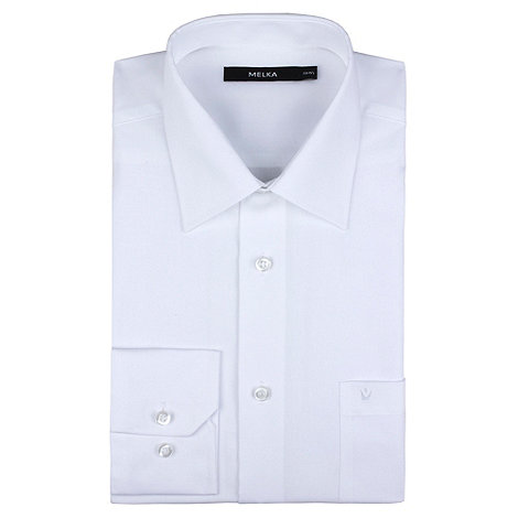 Melka - Non Iron Long Sleeve Formal Shirt