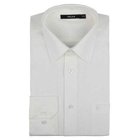 Melka - Non Iron Long Sleeve Formal Shirt
