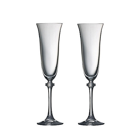 Galway Living - Liberty pair of flutes