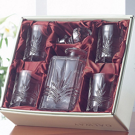 Galway Living - Kells decanter set