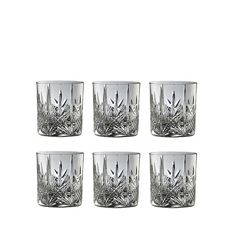 Galway Crystal - Galway Crystal Abbey DOF (set of 6)