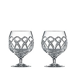 Galway Living - Mystique pair of brandy glasses