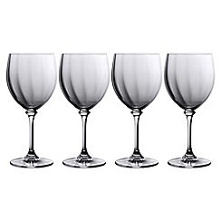 Galway Living Erne Set Of Four Wine Glasses