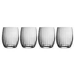 Galway Living - Erne set of four tumbler glasses