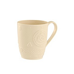 Belleek Living - Celtic set of two mugs