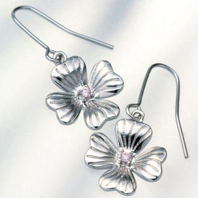 Belleek Living Bouquet earrings - . -