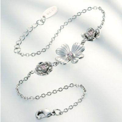 Belleek Living Bouquet bracelet - . -